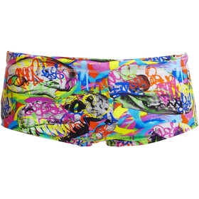 Funky Trunks Classic Trunks Boys fossil fuel